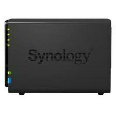 "Synology DS218+, DiskStation 2-Bay 3.5"" Diskless 1xGbE NAS (HMB),Intel Celeron J"