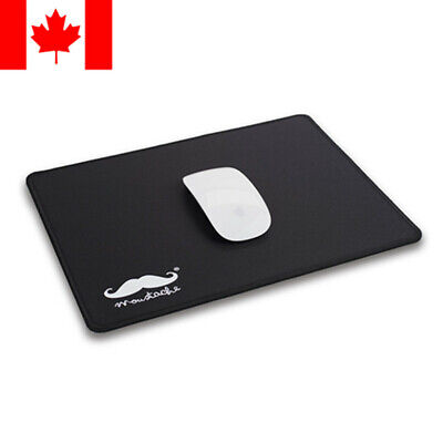 Moustache® Mouse Pad Non-Slip Cloth Surface Office Gaming Mousepad, 240 *320*3mm
