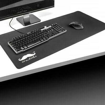 anti-Fray Cloth Gaming Mouse Pad Extended Desk Computer Mat Mousepad 900mm*400mm