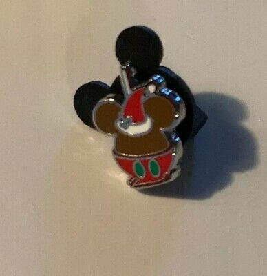 Disney Mystery Pin 2019 Tiny Kingdom Disney World Mickey Christmas Candy Apple