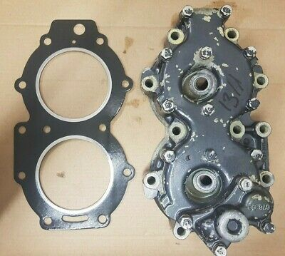 40HP Cylinder Head /& Base Gasket for Yamaha Mariner Twin Cylinder Outboard