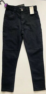Boys Skinny Black Jeans Age 11 From Peacocks