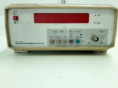 Frequency Counter Fd-250