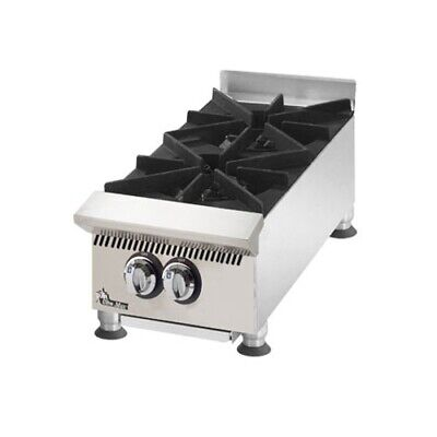 Star 2 Burner Hot Plate