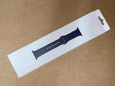 Apple Watch Midnight Blue Sport Band Series 4 5 44mm 1 2 3 42mm MTPX2AM/A Open