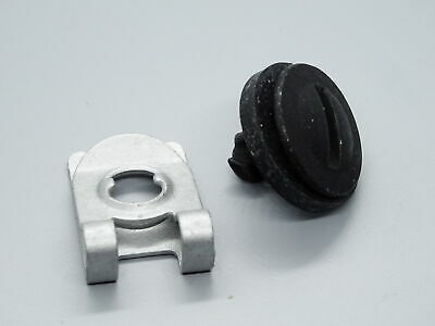 Motor Protection Bumper Retention Clip Screw Clips for Audi A4 A6 Seat Exeo St