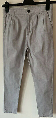 Boys Zara Grey Trousers Age 11-12