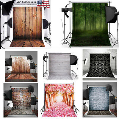 Multiple Styles Photography Backdrops Family Photo Vinyl Background Studio Props