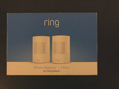 Ring Alarm Motion Detector Alarm - 2 Pack l Ships Worldwide