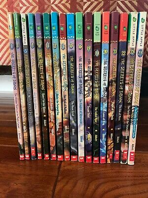 14 I SURVIVED Book Lot ❤️ Series Set of Early Chapter Ages 7-10 by Lauren Tarshi