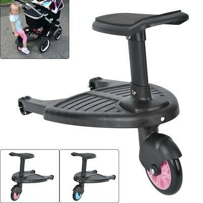 Universal Baby Jogger Travel Pram Pushchair Buggy Board Seat Connectors Strap UK