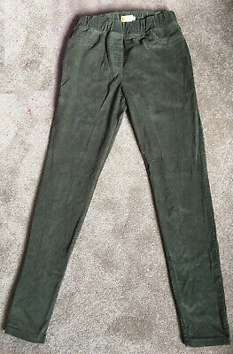 WORN ONCE Girls MINI BODEN leggings cord trousers 14 yr RRP £24