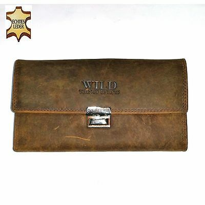 Waiter Wallet Use Wallet Vintage Waiter Wallet Taxi Real Leather