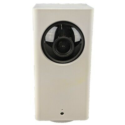 Wyze Cam 1080p Pan Tilt Zoom WiFi Indoor Smart Home Camera Night Vision White