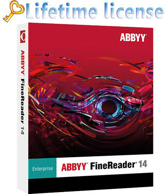 ABBYY FineReader Enterprise 14 > LifeTime 📥 Instant Email Delivery ⭐ Full Versi