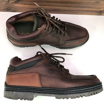 Timberland  Men's Waterproof Chukka Gore-Tex Brown Leather Boots 37042 Size 11M