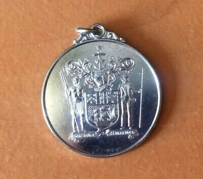 1960 City Of Sydney Eisteddfod Four Hand Reel 1st Place Medal Badge