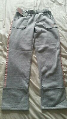 NEW Girls LONSDALE Grey Jogging Bottoms AGE 11-12 rrp £22.99