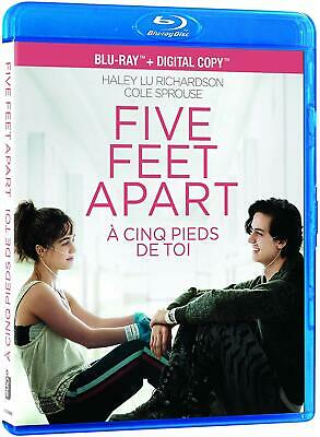 Five Feet Apart (Blu-Ray/Digital, Canadian Ed. WITH FRENCH)