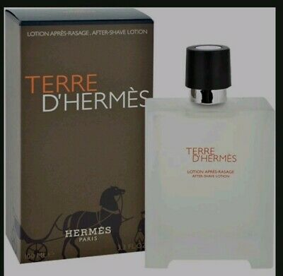 Terre D'Hermes After Shave Lozione dopobarba 100ml
