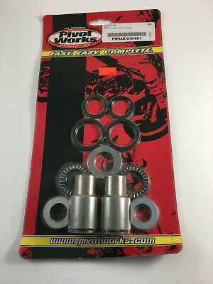 Suzuki RM125 RM250 Swing Arm Bearing Kit  Part  #  PWSAK-S10-021