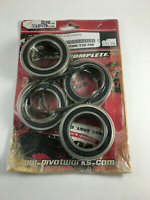 Yamaha Raptor 700 Rear Wheel Bearing Kit Part # PWRWK-Y30-700