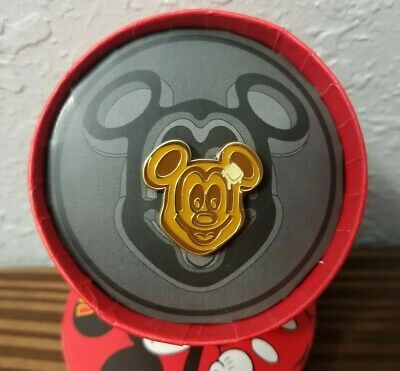 2019 Disney Parks Fresh Mickey's Waffles Pin & Holder Limited Release Ornament