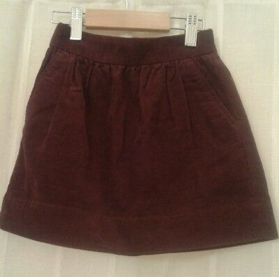 NWT J Crew Crewcuts Girls Corduroy skirts assorted colors Sizes 4-5, 6-7, 10
