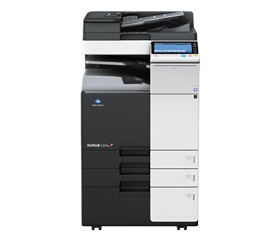 Used Konica Minolta Bizhub C224e - Copy Print Scan and Fax