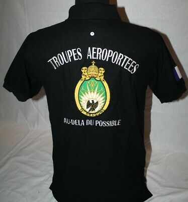 polo du 13ème régiment de dragon parachutiste