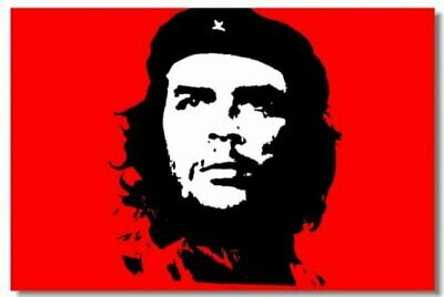 Che Guevara Hero Art Wall Cloth Poster Print 505