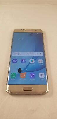 Samsung Galaxy S7 Edge G935 - 32GB - Gold  (Unlocked) Smartphone  13270