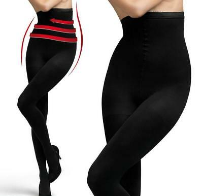High Quality Opaque High Waist Slimming Hourglass Shaping Tights 100 Den Denier