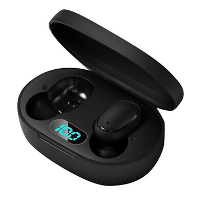 For Xiaomi Redmi Airdots TWS Bluetooth 5.0 Earphone Stereo Wireless Active LED