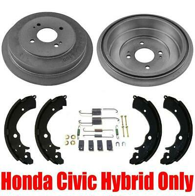 For 85-88 Chevrolet Monte Carlo SS New Brake Drums Brake Shoes Springs 9pc Kit
