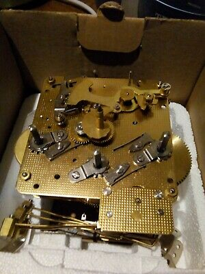 Franz Hermle 8 Day Westminster Chime Clock Movement  340-020 ( working) unused