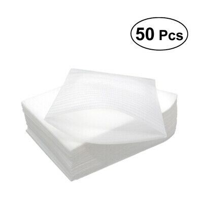 50Pcs 30x40cm Cushion Foam Pouches Protecting Cup Pouches Packings for Storage