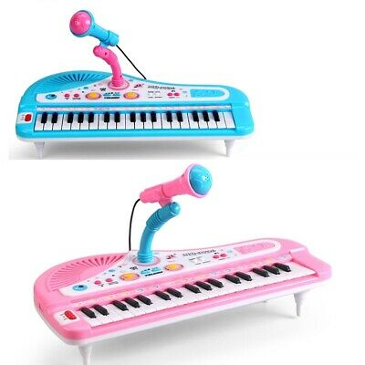 37Key Electronic Organ Keyboard Piano Music Keyboard Children Musical Instrument