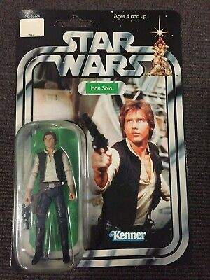 Han Solo (A New Hope) 2004 STAR WARS The Original Trilogy Collection 1978-79 VGC