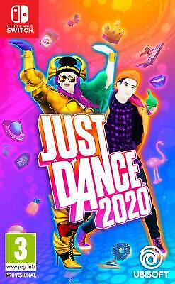 Just Dance 2020 (Nintendo Switch) (New) - (Free Postage)