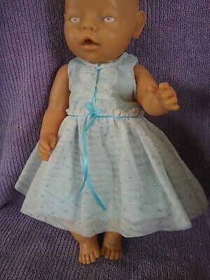 """17""""Zaph Baby Born and Interactive Sister doll Handmade doll clothes"""