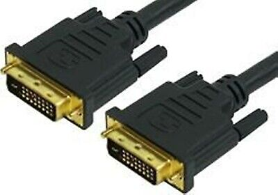 Comsol DVI-D Dual Link Cable - Male to Male - 10M
