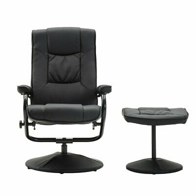 Ergonomic Living Room Chair SX-7738 Recliner With Footstool