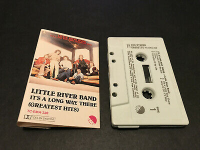 The Little River Band It's A Long Way There Greatest Hits Aussie Cassette Tape