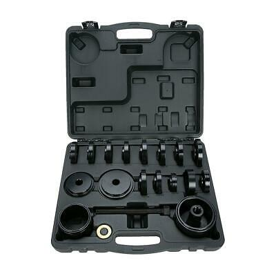23Pc Front Wheel Drive Bearing Removal Installation Tool Kit UK