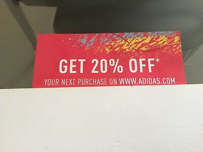Adidas 20% Off Discount Code On Adidas.com