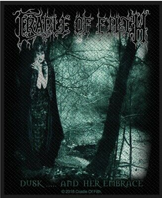 Cradle Of Filth - Dusk And Her Embrace Patch - No Información #124078