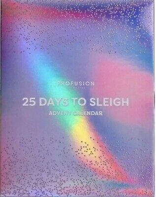 Profusion 25 Days To Sleigh Make-up Advent Calendar Brand New 2019