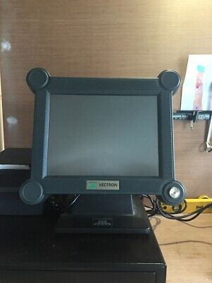 Vectron Touch Screen Till (EPoS Terminal), Vectron Receipt Printer, Cash Drawer