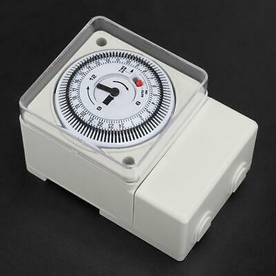 AC110-240V Mechanical Timer Delay Time Relay Timing Controller Switch PFTS-189